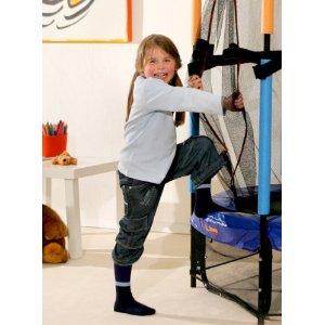 Hudora Kindertrampolin Joey Jump 2.0 Einstieg